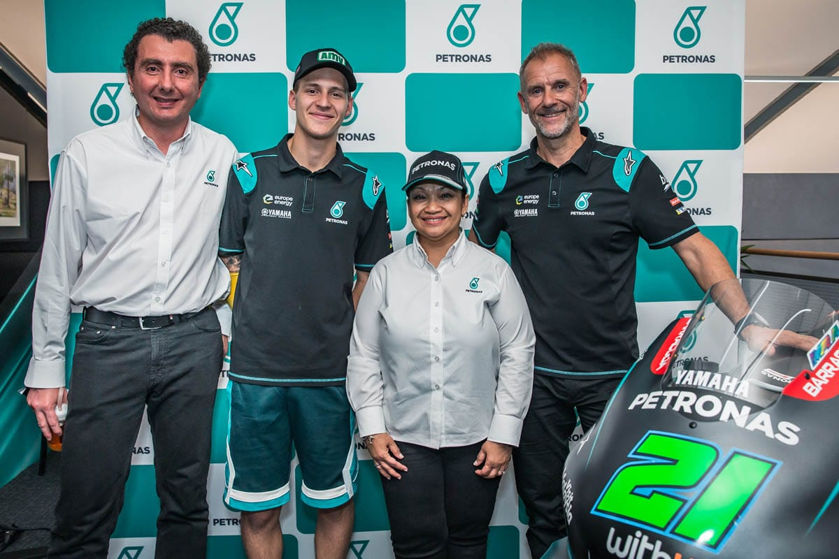 PETRONAS Sprinta makes MotoGP debut at the Dutch Grand Prix