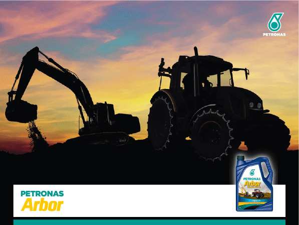 Petronas launches PETRONAS Arbor: the full range of lubricants designed for agriculture and construction