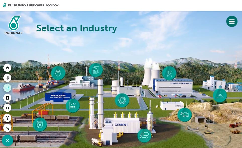 PETRONAS launches PETRONAS Lubricants Toolbox: a free industrial learning app now available for iOS and Android tablet users